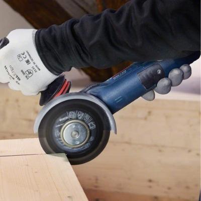 Cómo cortar madera con una amoladora angular