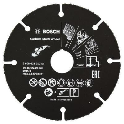 Tipos de disco para amoladoras